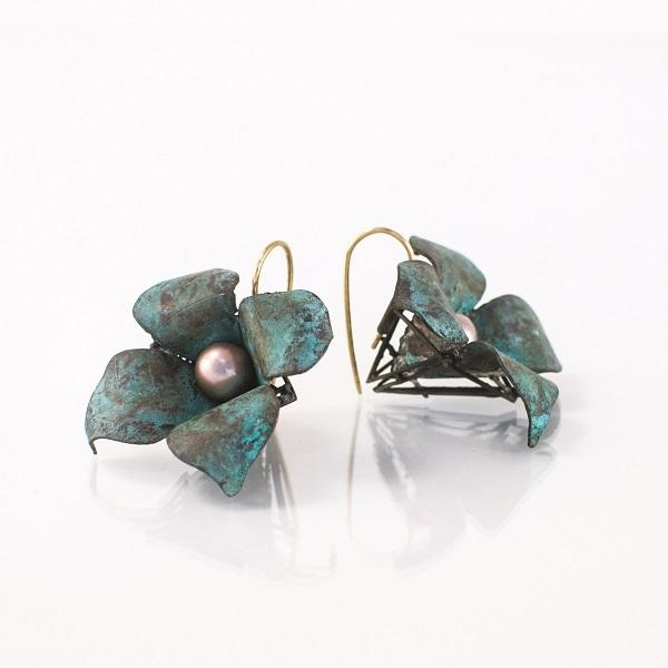 Robean Visscher sieraden jewellery Goudstof Smeedt