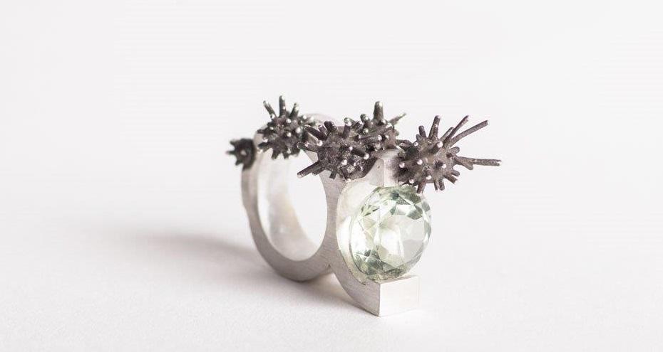 Mei Ling Hagens sieraden jewellery Ling design